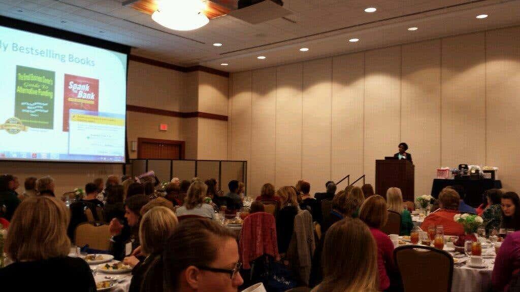 Karlene Sinclair-Robinson Keynote Address at Sterling Women's Luncheon