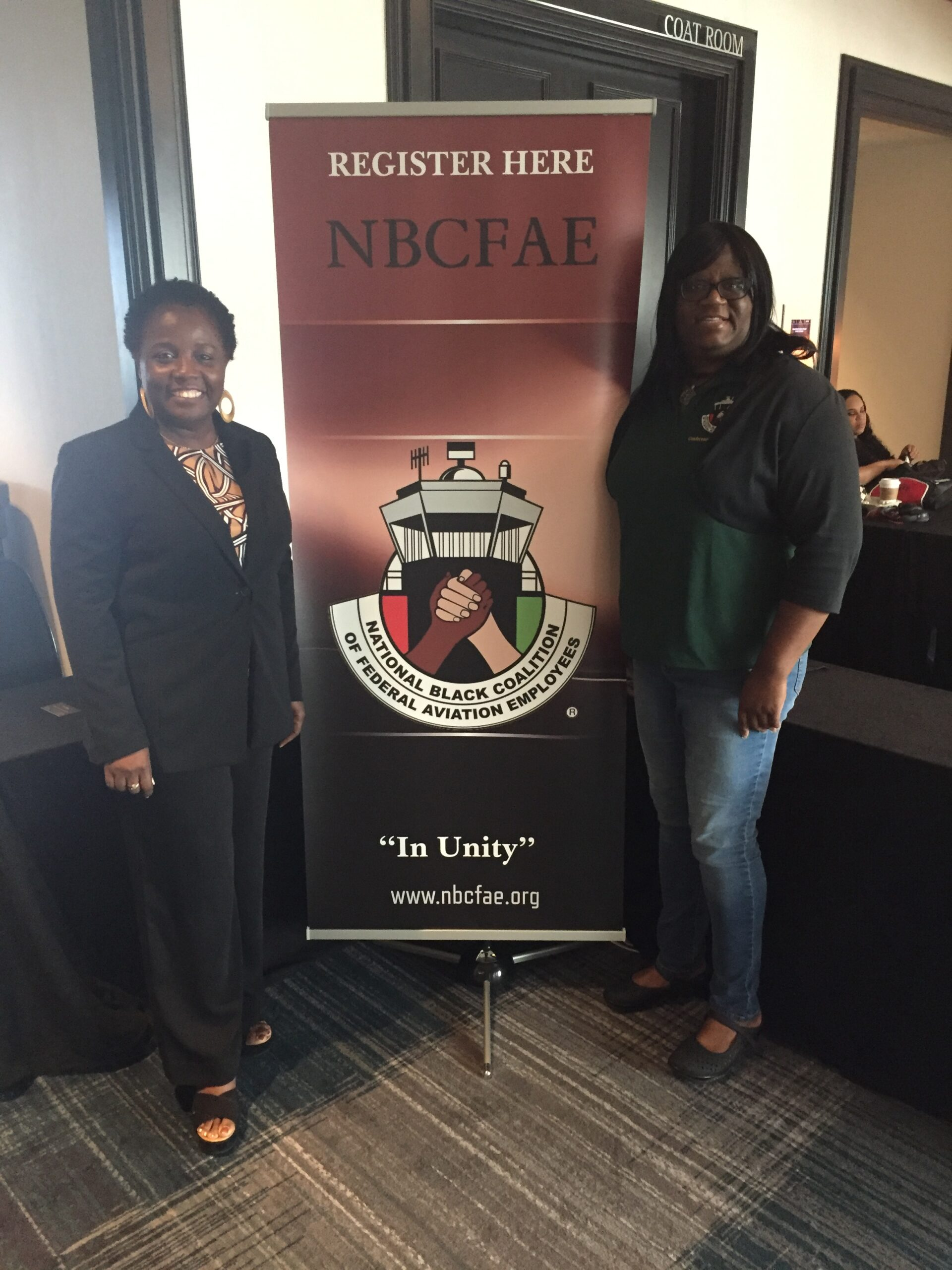 Karlene Sinclair-Robinson__Conference Presenter-2019_National Black Coalition of Federal Aviation Employees (NBCFAE)